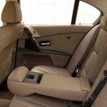 BMW 530 E60 салон