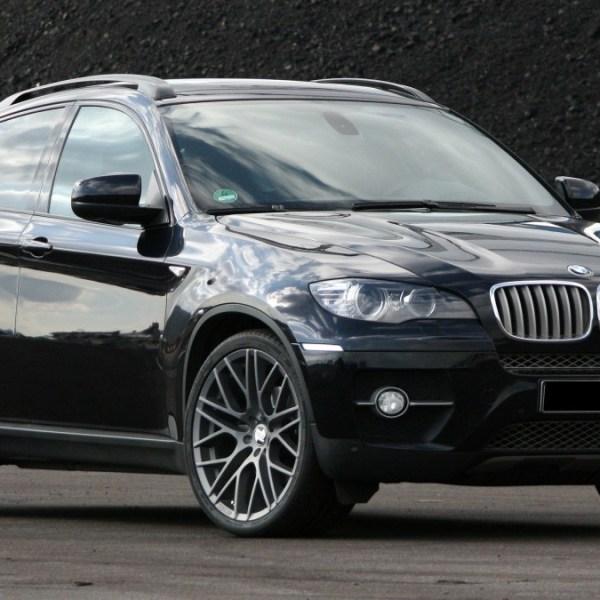 BMW X6 E72