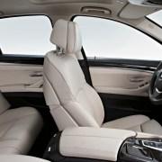BMW 530 F10 салон