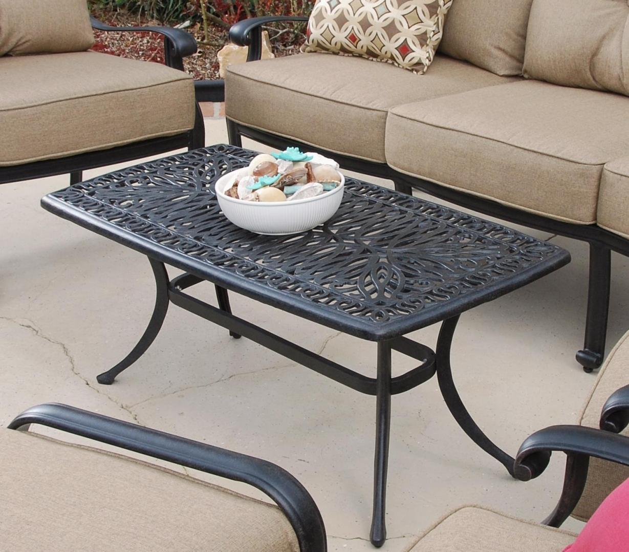 Fullsize Of Patio Coffee Table