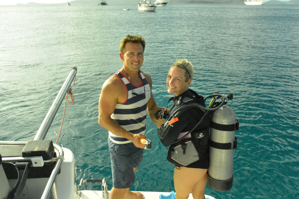 Virgin Islands Scuba Diving