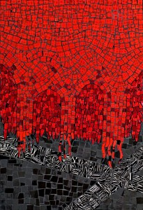 ALL I SEE IS RED, 2008