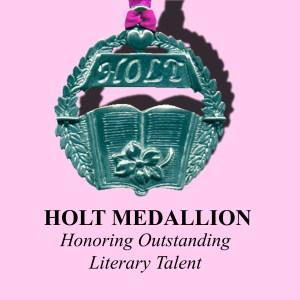 Holt Medallion Pink Shadow