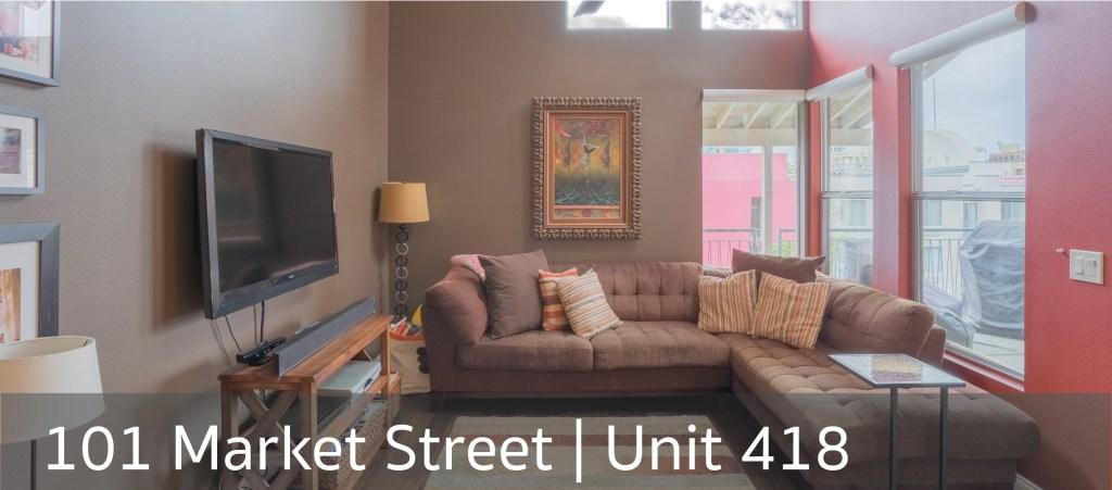 101 Market Street Unit 418