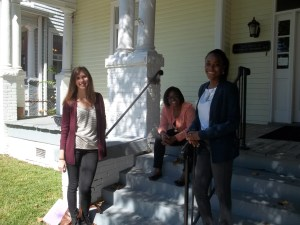 Law Office of David Weber (Left to Right: Claire Bohrer, Ariel Greenaway, Camille Moore)