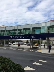 September 16, 2015; The Emory Clinic @ Emory University
