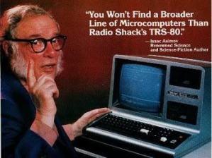 Tío Asimov, impaciente por visitar Virucom