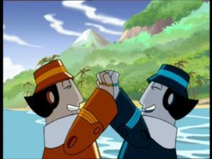 Así vengan los Snow Bros. y os congelen
