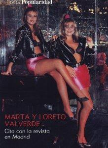 MARTA Y LORETO VALVERDE