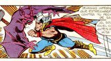 Grandes batallas del cómic: THOR vs DRÁCULA