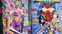 Previews Julio de 1993: superhéroes, pistolones y.... Magic