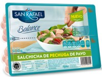 SAN RAFAEL BALANCE MUESTRA NUEVA SALCHICHA DE PECHUGA DE PAVO1