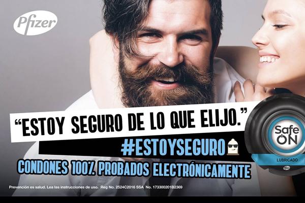 PFIZER PRESENTA SAFE O, NUEVA LÍNEA DE CONDONES3