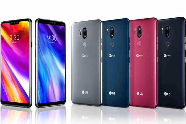 LG DA A CONOCER SU NUEVO SMARTPHONE LG G7THINQ1
