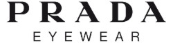 prada eyewear logo