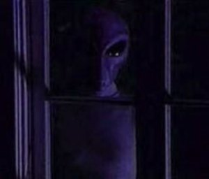 UFOalien-through-the-window