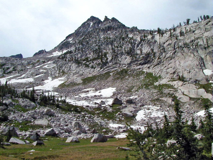 Sawtooth Wilderness near Stanley, Idaho. Photo Credit: Shayne Ephraim.
