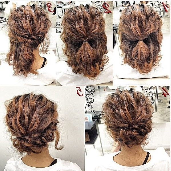 Easy Casual Updos For Thin Hair Daily Health