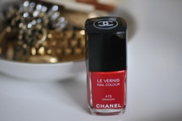 Chanel Le Vernis in Dragon by Emily of Cupcakes and Cashmere