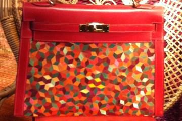 One of a kind Hermes Bag