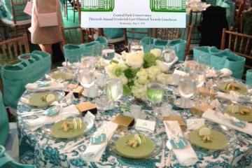 Central Park Luncheon 2012 Atmosphere