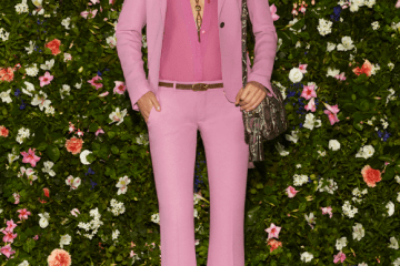 One Of Our Favorite Looks from Gucci Cruise 2013