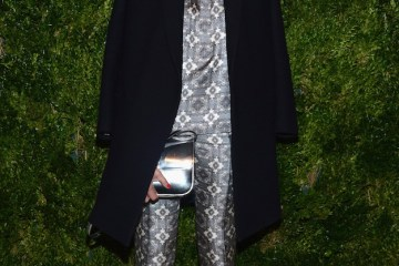Jenna Lyons in J.Crew at the CFDA/Vogue Fashion Fund Awards