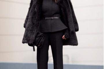 Paris Street Style. Photo courtesy of Harper's Bazaar
