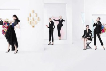 Dior Spring 2013 Campaign by Willy Vanderperre