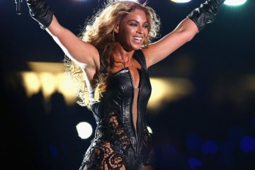 Beyonce Super Bowl in Rubin Singer