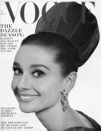 Icons Audrey Hepburn Visual Therapy