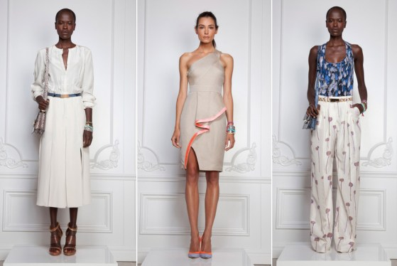 Our favorite looks from Rachel Roy Spring/Summer 2013