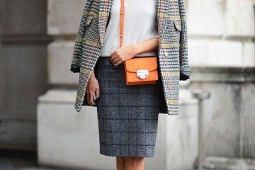 Classic Style Type Street Style London Fashion Week SS14