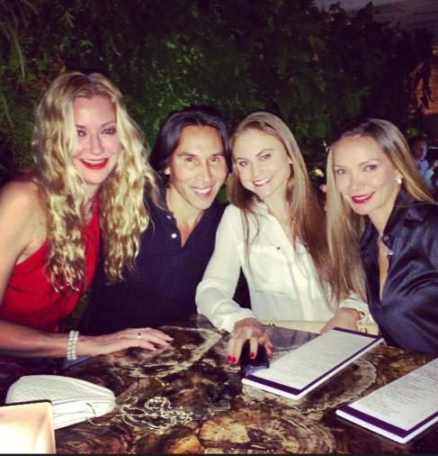 New friends in Miami