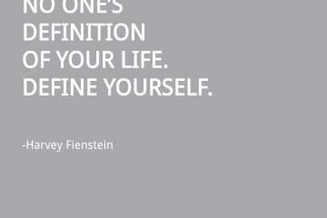 Harvey FienStein Quote