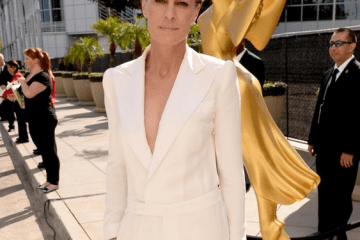 Robin Wright Ralph Lauren Jumpsuit