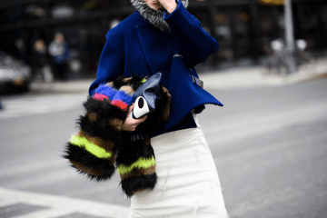 Style Tip: Incorporating Fur Accessories
