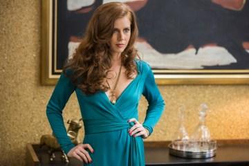 Amy Adams Wrap Dress