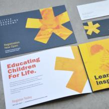Little Sunshine Academy branding