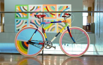 3 Stylish Bicycles Inspired by Work at the Minneapolis Institute of Arts