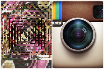 Turn Your Instagram Feed Into an Abstract Print with the Weeveme App
