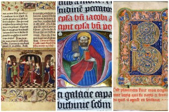 #TBT: Gorgeously Illuminated Medieval Manuscripts