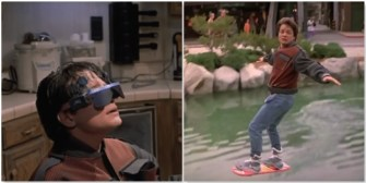 "5 Predictions That ""Back to the Future II"" Got Right About 2015 (and 5 It Got Wrong)"