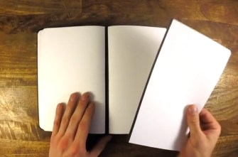 Meet the First Magnetic Notebook with Removable and Reattachable Pages