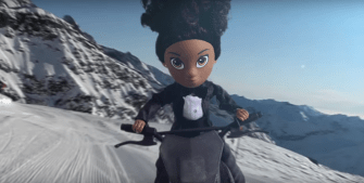 Brilliant New Goldieblox Ad Imagines a World Where Girls Are Action Heroes