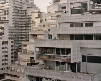 A Different Vision of Paris: Housing Projects in a Fading Modernist Utopia
