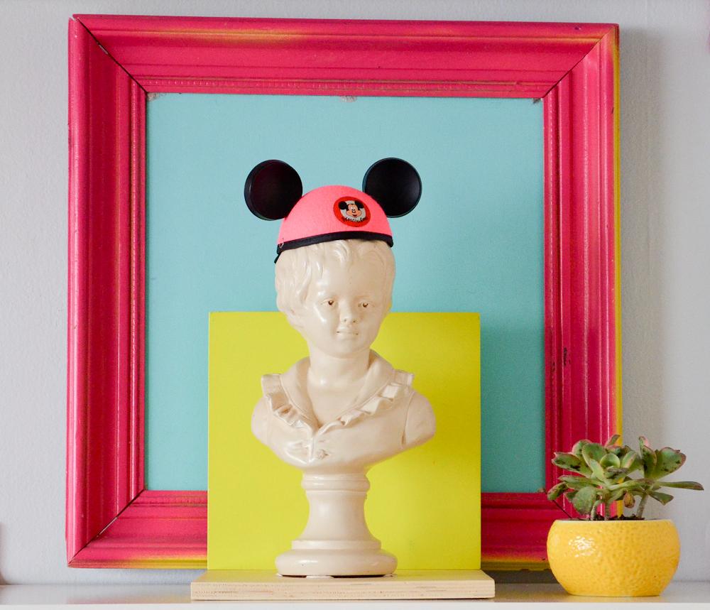Mini Mickey Mouse Ears