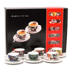 Small Of Turkish Espresso Cups