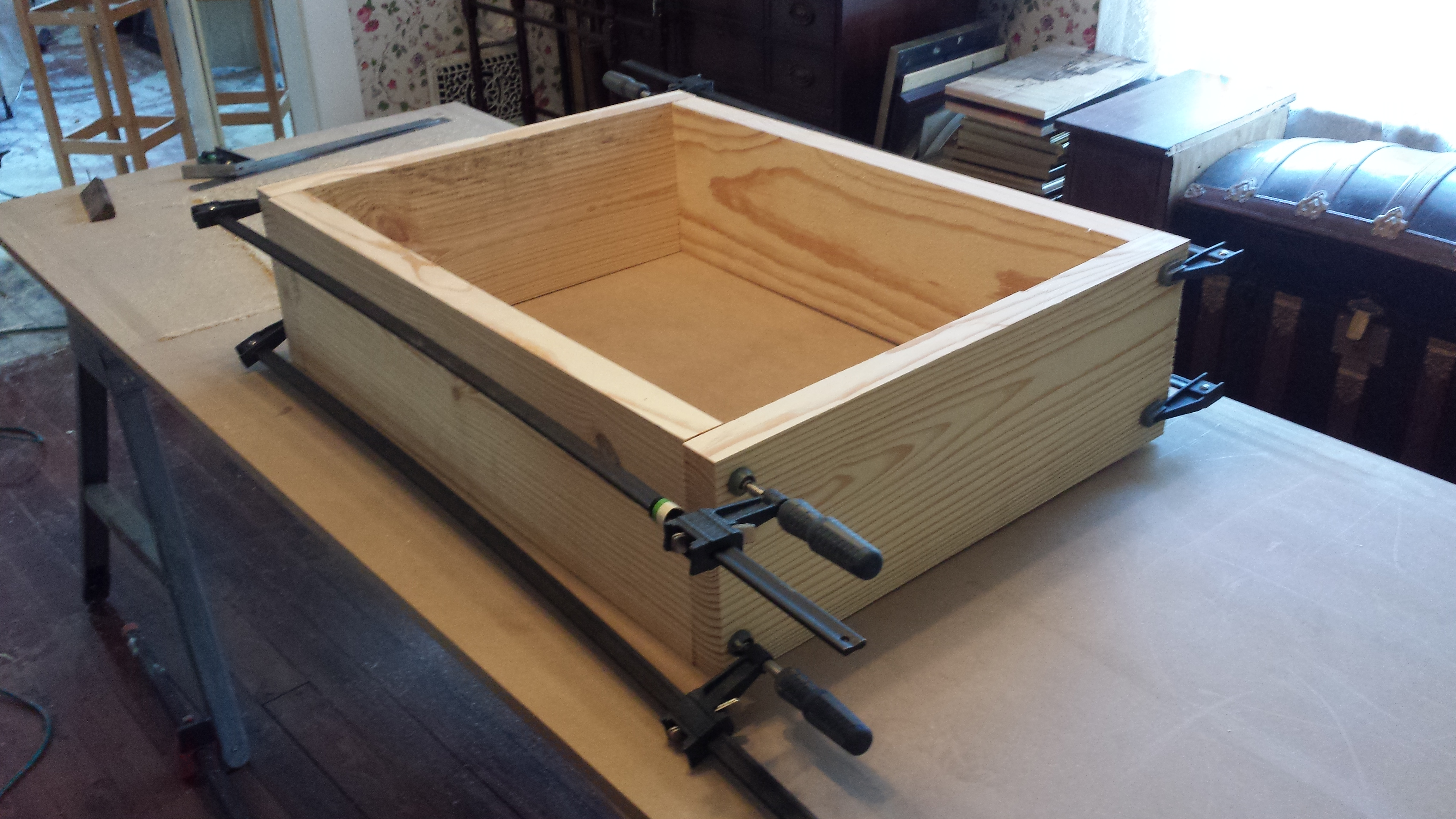 Stunning Blocks Vivacious Victorian Pocket Hole Joinery Strength Pocket Hole Joinery Youtube If You Used A Pocket Hole Jig Explaining Process Just A Giant Game houzz-03 Pocket Hole Joinery