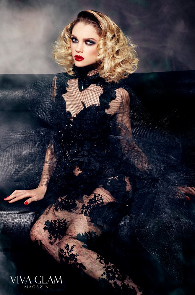 viva glam magazine gatsby hair 1